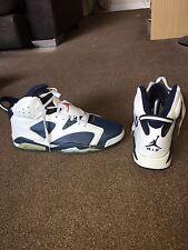 Nike Air Jordan 6 Olympic 2000 Size 9