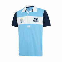 NSW Blues State Of Origin 2019 Vintage Rugby Jersey Mens Sizes S-4XL!