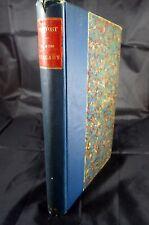 Histoire de Manon Lescaut, L'Abbe Prevost, 1889, Edition De Luxe, Limited to 100