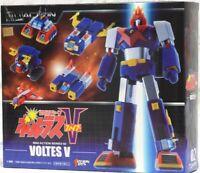 Robot Figure Chodenji Machine VOLTES V Mini Action Toys N° 02 - Trasformabile!