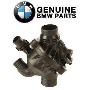 For BMW E82 E88 E92 E93 Engine Coolant Thermostat 103C deg. Genuiine 11537601158
