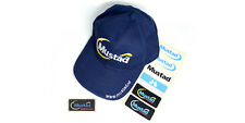 Original MUSTAD Baseball Cap Free Size Adjustable with stickers + Mustad Patch