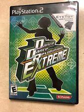 Dance Dance Revolution Extreme Sony PlayStation 2, 2008 Black Label