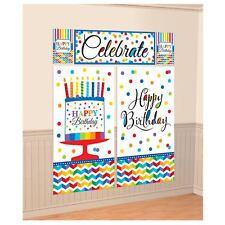 6ft Joyeux Anniversaire Enfants Célébration Fête Mise en Scène Photo Accessoire