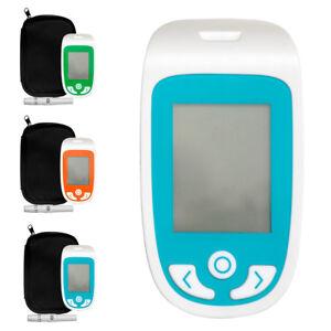 SpeedGUC Blood Glucose Cholesterol UA Test Meter Strips Monitor Self Testing#GH
