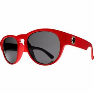 ELECTRIC MAGS SUNGLASSES RED / GREY ES1034392 - BRAND NEW