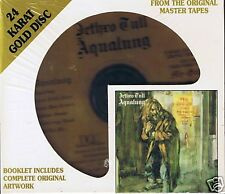 Jethro Tull Aqualung DCC GOLD CD NEU OVP Sealed GZS1105