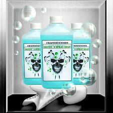 ★★★ Green Soap Konzentrat ★( Seife zum tätowieren ) ★100% Studioqualität ★ 500ml