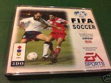 3DO GAME FIFA SOCCER  (ORIGINAL USED)