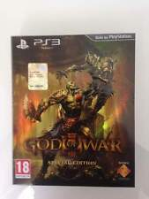 GOD OF WAR 3 COLLECTOR'S SPECIAL EDITION GIOCO PS3 ITA