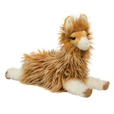 LUCIA the Plush LLAMA Stuffed Animal - by Douglas Cuddle Toys #2453