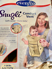 Evenflo Snugli Comfort Vent Soft Carrier Navy Blue 7-26 lbs Box Damaged
