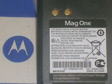 Motorola Oem Vhf Uhf Mag One Bpr40 A8 High Capacity Radio Battery Factory New