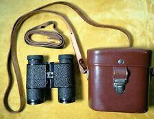 Vintage Carl Zeiss Genuine DDR 8x32b mc Notarem Binoculars