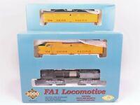 HO Proto 2000 23451 UP Union Pacific FA1 FB1 Diesel Set #1614 #1614B Bad Gears
