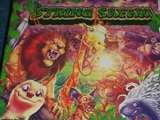 String Safari - IDW Games Board Game New! Kids & Childrens Game