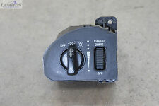 Headlight Switch with Fog Light Pull Out 2001 Dodge Ram Pickup 1500 2500 3500