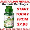 From $7.95* 100% Pharma Garcinia Cambogia  WEIGHT LOSS FAT BURNER - AUST MADE