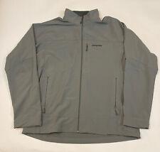 Men's Patagonia Grey Light Weight Jacket Size XXL