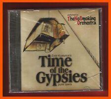 Emir Kusturica CD 2007 Time Of The Gypsies Punk Opera The No Smoking Orchestra