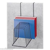 NEW Wire Panel or Wall File for cubicle walls - 7 slot, w/warranty
