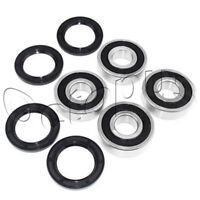 TRX250 250 Recon Both Sides Of The Front Wheel Bearings Seals 1997 - 2017