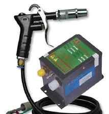 NUOVA PISTOLA AD ARIA ANTISTATICO ionizzanti pistola ad aria compressa con generatore ad alta tensione TS