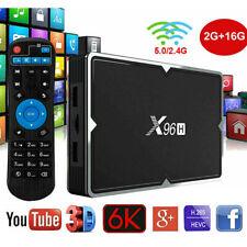 Android9.0 6K TV Box 2+16GB WiFi Quad Core Smart Internet Media Streaming Player