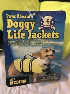 Dog Life Vest Size Medium