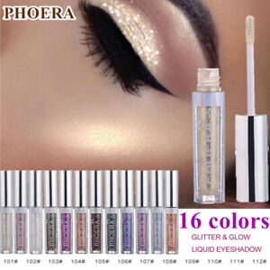 Eyeshadow Liquid  Waterproof Eyeliner Shimmer Cosmetics  Glitter&Glow Eye Shadow