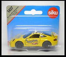 Siku 1457 PORSCHE 911 Fahrschule Size About 1/64 diecast car gift