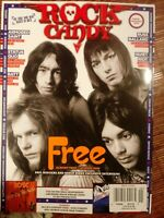 Rock Candy Issue 15 Sep.2019 Free/ Quiet Riot/ Ac/Dc /Dokken