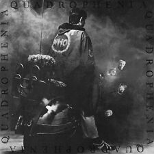 THE WHO ~ QUADROPHENIA ~ DELUXE 2 x 180gsm VINYL LP ~ BOOKLET ~ *NEW/SEALED*