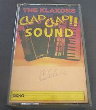 Cassette Audio The Klaxons Clap Clap Sound ! Polygram Canada Records Album