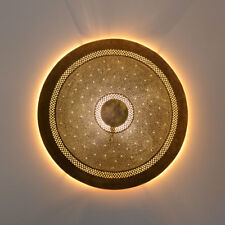 Wandlampe Koutubia Messing Marrakesch