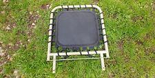Used Aero Pilates Stamina Cardio Rebounder Trampoline Attachment Stand No Screws