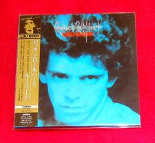 Lou Reed Rock and Roll Heart JAPAN MINI LP CD BVCM-37733