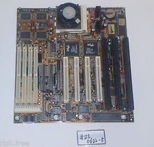 intel 430VX VTECH 35-8258-03 Socket 7 Motherboard with CPU