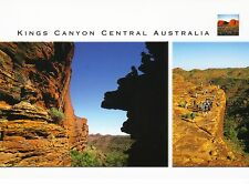 Australien: Kings Canyon in Zentralaustralien