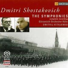 Dmitri Shostakovich : Dmitri Shostakovich: The Symphonies CD (2012) ***NEW***