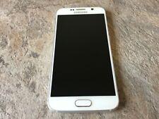 Samsung Galaxy S6 SM-G920F - 32GB-Bianco (O2) Smartphone