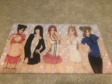 Anime Playmat Mouse Pad Sexy Girls Nurse Lingerie Magic Yugioh Dragonballz