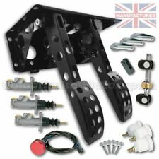 UNIVERSAL TOP MOUNTED HYDRAULIC PEDAL BOX  – SPORTLINE 2-PEDAL + KIT A