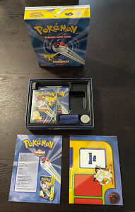 Factory Sealed Pokemon Tempest Theme Deck Wizards WOTC Fresh From Gift Box Cased