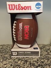 Wilson FooTball Ncaa Official Football Of The Ncaa # Red Zone # New