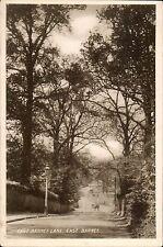 East Barnet. East Barnet Lane by Camp, East Finchley.