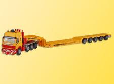 Kibri 13582 scala H0, MB SK 4 assi trattore con rimorchio ribassato # NUOVO#