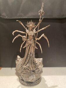 The Elder Scrolls Online: SUMMERSET MEPHALA Statue / Figure As New
