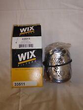 Wix Filtro De Combustible 33511-Calidad de filtración desde 1939-Nuevo Y En Caja