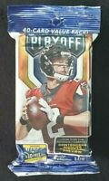 2018 Playoff VALUE Pack 40 card Jumbo Pack Mayfield Allen Jackson Barkley RC?!?